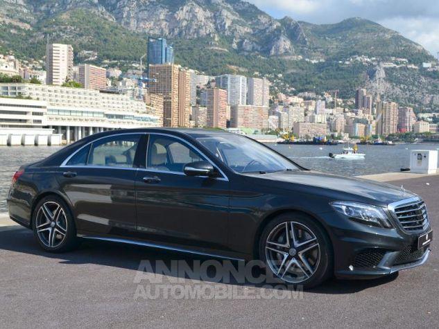 Mercedes Classe S 63 AMG L 4Matic Speedshift MCT Noir Magnetite Occasion - 2