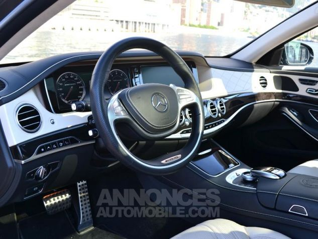 Mercedes Classe S 63 AMG L 4Matic Speedshift MCT Noir Magnetite Occasion - 3