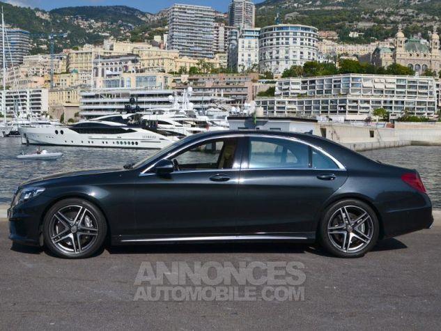 Mercedes Classe S 63 AMG L 4Matic Speedshift MCT Noir Magnetite Occasion - 7