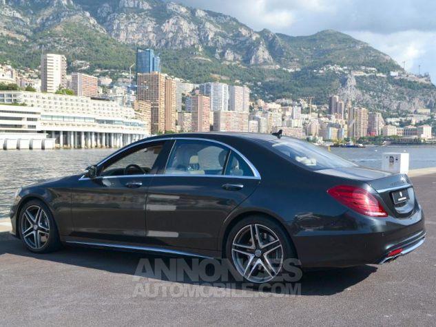 Mercedes Classe S 63 AMG L 4Matic Speedshift MCT Noir Magnetite Occasion - 8