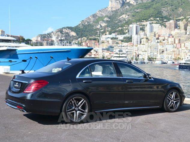 Mercedes Classe S 63 AMG L 4Matic Speedshift MCT Noir Magnetite Occasion - 10