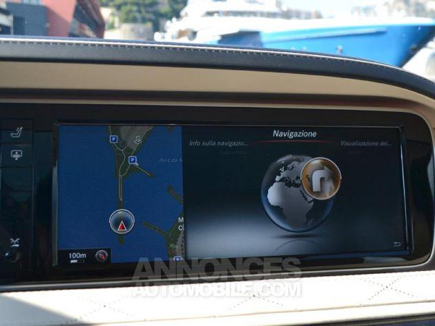 Mercedes Classe S 63 AMG L 4Matic Speedshift MCT Noir Magnetite Occasion - 14