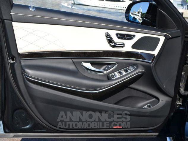 Mercedes Classe S 63 AMG L 4Matic Speedshift MCT Noir Magnetite Occasion - 18