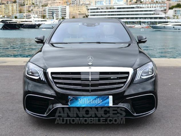 Mercedes Classe S 63 AMG L 4Matic Speedshift MCT AMG Noir Occasion - 1