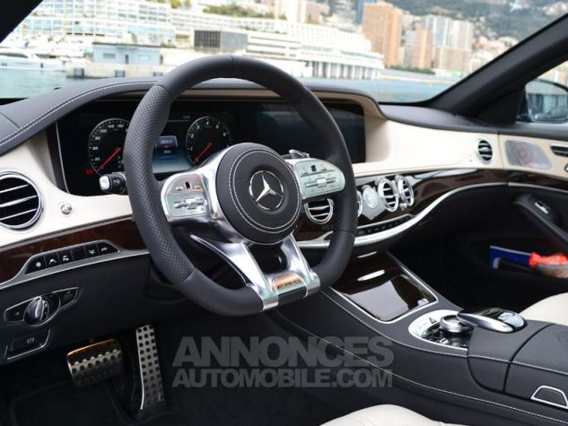Mercedes Classe S 63 AMG L 4Matic Speedshift MCT AMG Noir Occasion - 3