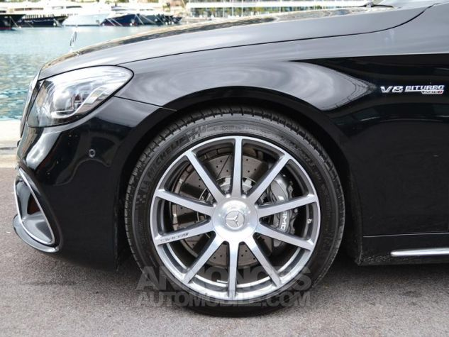 Mercedes Classe S 63 AMG L 4Matic Speedshift MCT AMG Noir Occasion - 6