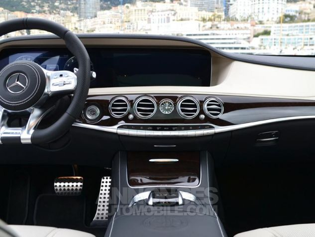 Mercedes Classe S 63 AMG L 4Matic Speedshift MCT AMG Noir Occasion - 11
