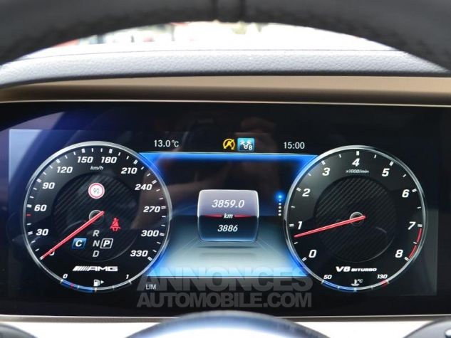 Mercedes Classe S 63 AMG L 4Matic Speedshift MCT AMG Noir Occasion - 12