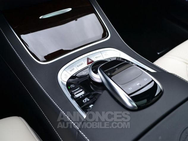 Mercedes Classe S 63 AMG L 4Matic Speedshift MCT AMG Noir Occasion - 15