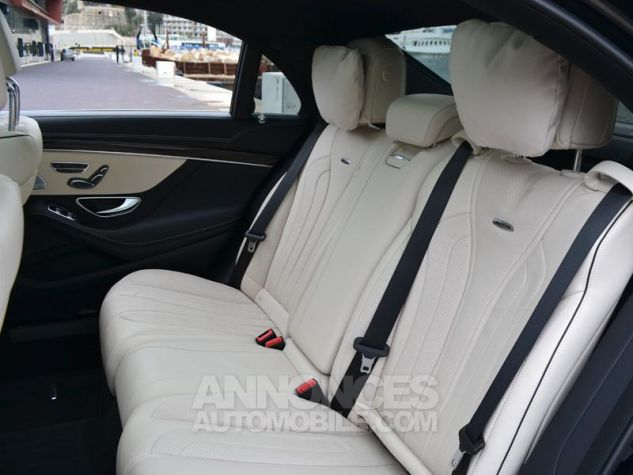 Mercedes Classe S 63 AMG L 4Matic Speedshift MCT AMG Noir Occasion - 17