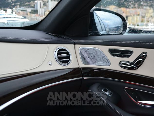 Mercedes Classe S 63 AMG L 4Matic Speedshift MCT AMG Noir Occasion - 18