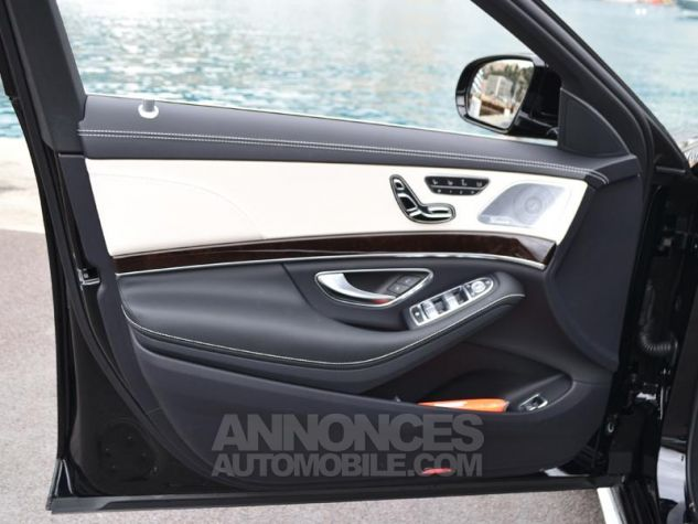Mercedes Classe S 63 AMG L 4Matic Speedshift MCT AMG Noir Occasion - 19