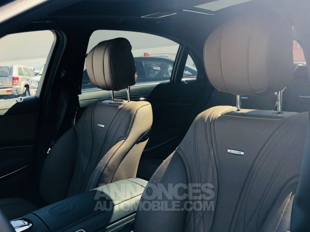 Mercedes Classe S metalise blue Occasion - 2