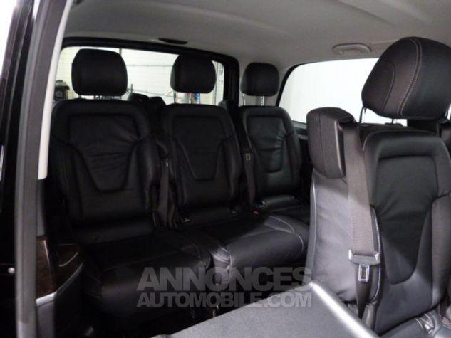 Mercedes Classe V 220 CDI Long Executive 7G-Tronic Plus NOIR Occasion - 11