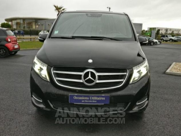 Mercedes Classe V 220 CDI Long Fascination 7G-Tronic Plus NOIR Occasion - 1