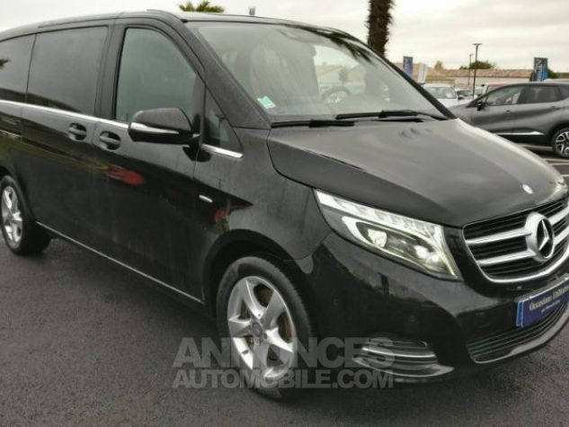 Mercedes Classe V 220 CDI Long Fascination 7G-Tronic Plus NOIR Occasion - 2