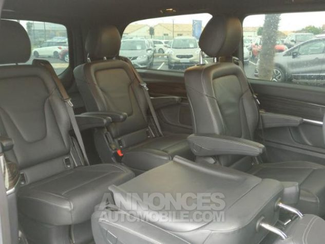 Mercedes Classe V 220 CDI Long Fascination 7G-Tronic Plus NOIR Occasion - 12