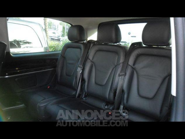Mercedes Classe V 220 d Long Executive 7G-Tronic Plus NOIR Occasion - 8