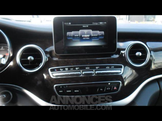Mercedes Classe V 220 d Long Executive 7G-Tronic Plus NOIR Occasion - 10