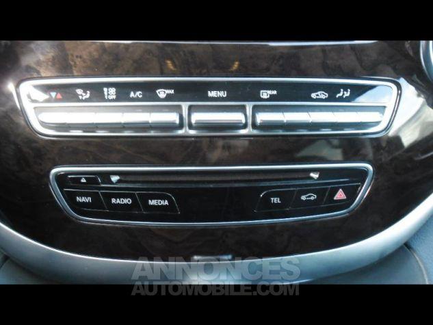 Mercedes Classe V 220 d Long Executive 7G-Tronic Plus NOIR Occasion - 12
