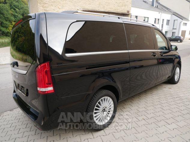 Mercedes Classe V 250 d Avantgarde Extra Long, LED ILS, Caméra, Hayon EASY PACK Noir Obsidienne métallisé Occasion - 3