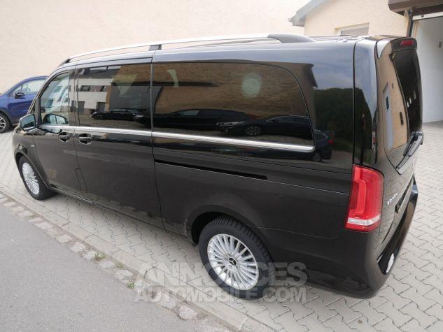 Mercedes Classe V 250 d Avantgarde Extra Long, LED ILS, Caméra, Hayon EASY PACK Noir Obsidienne métallisé Occasion - 4