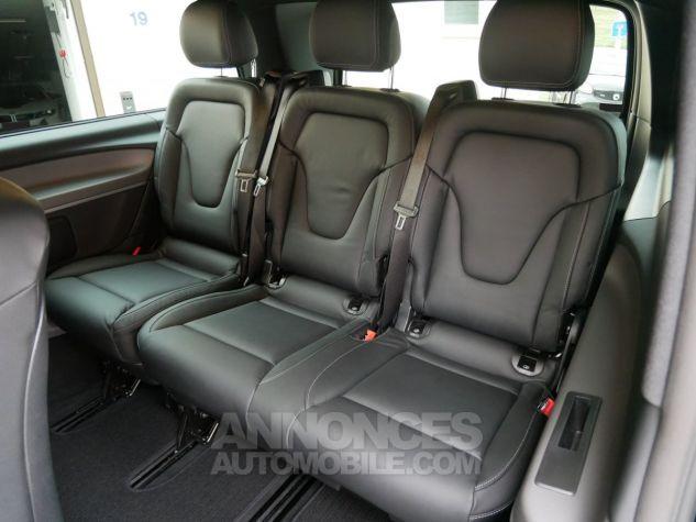 Mercedes Classe V 250 d Avantgarde Extra Long, LED ILS, Caméra, Hayon EASY PACK Noir Obsidienne métallisé Occasion - 9
