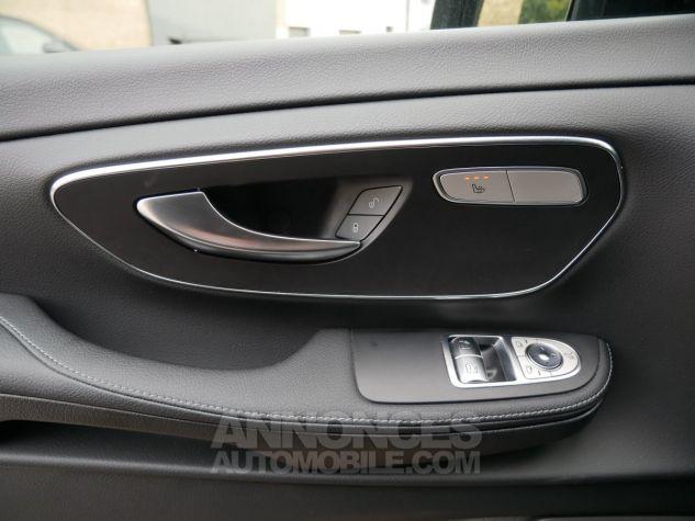 Mercedes Classe V 250 d Avantgarde Extra Long, LED ILS, Caméra, Hayon EASY PACK Noir Obsidienne métallisé Occasion - 14