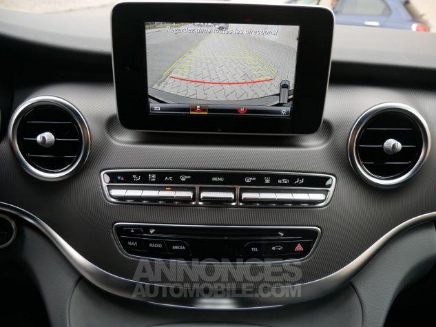 Mercedes Classe V 250 d Avantgarde Extra Long, LED ILS, Caméra, Hayon EASY PACK Noir Obsidienne métallisé Occasion - 17