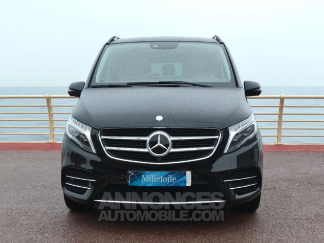 Mercedes Classe V 4Matic Long Fascination Noir Obsidienne Occasion - 1