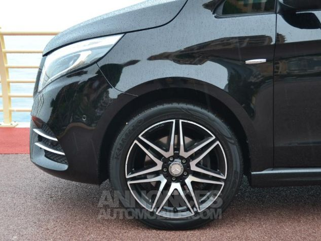 Mercedes Classe V 4Matic Long Fascination Noir Obsidienne Occasion - 7