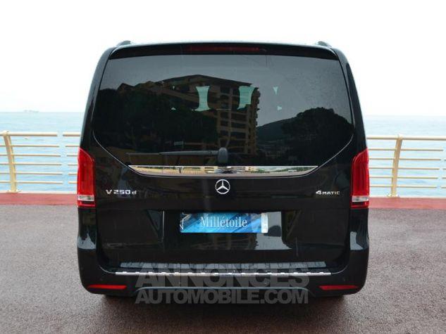Mercedes Classe V 4Matic Long Fascination Noir Obsidienne Occasion - 10