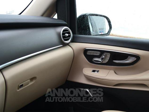 Mercedes Classe V 4Matic Long Fascination Noir Obsidienne Occasion - 17