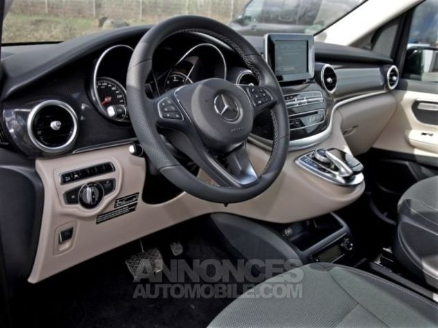 Mercedes Classe V MARCO POLO II COMPACT 220 D BUSINESS 4MATIC  Noir métal Occasion - 3