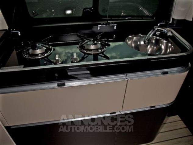 Mercedes Classe V MARCO POLO II COMPACT 220 D BUSINESS 4MATIC  Noir métal Occasion - 5