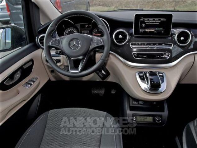 Mercedes Classe V MARCO POLO II COMPACT 220 D BUSINESS 4MATIC  Noir métal Occasion - 7