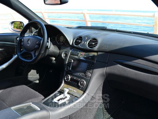 Mercedes CLK 63 AMG Blackseries Gris Occasion - 5
