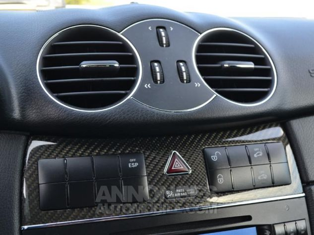 Mercedes CLK 63 AMG Blackseries Gris Occasion - 18