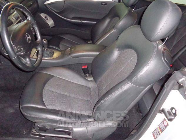 Mercedes CLK II 220 CDI AVANTGARDE gris clair verni Occasion - 5