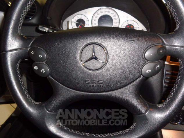 Mercedes CLK II 220 CDI AVANTGARDE gris clair verni Occasion - 7