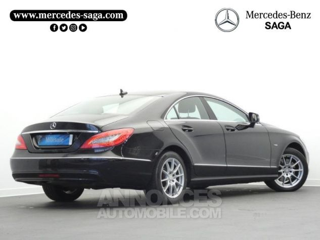 Mercedes CLS 250 CDI Noir Obsidienne Occasion - 1