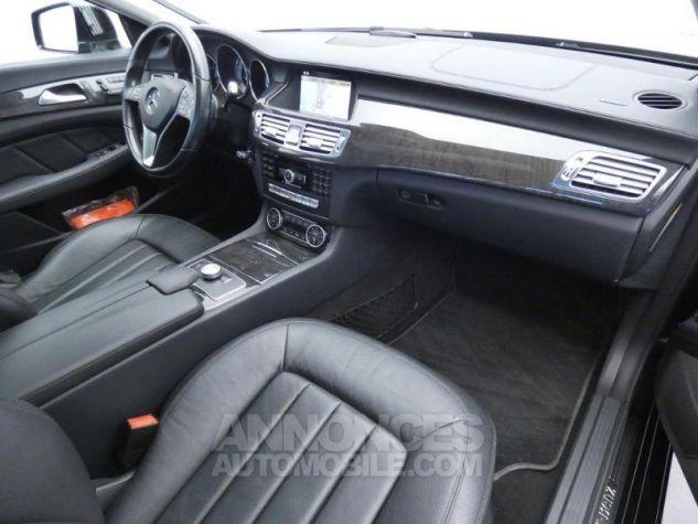 Mercedes CLS 250 CDI Noir Obsidienne Occasion - 4