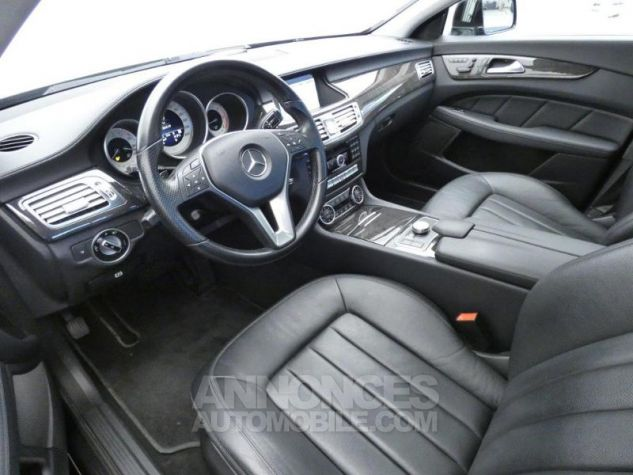 Mercedes CLS 250 CDI Noir Obsidienne Occasion - 8