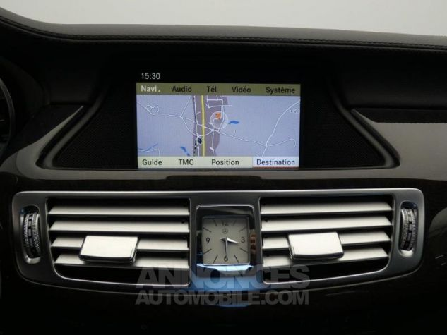 Mercedes CLS 250 CDI Noir Obsidienne Occasion - 9