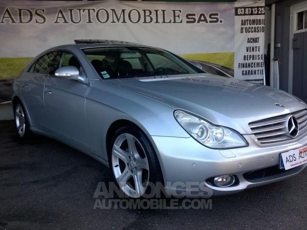 Mercedes CLS 350 A Gris Occasion - 0