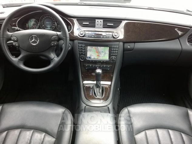 Mercedes CLS 350 A Gris Occasion - 10