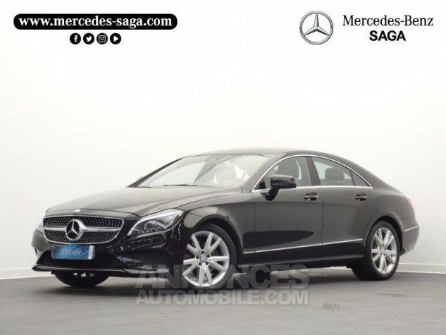Mercedes CLS 350 BlueTEC Executive 9G-Tronic Noir Occasion - 0