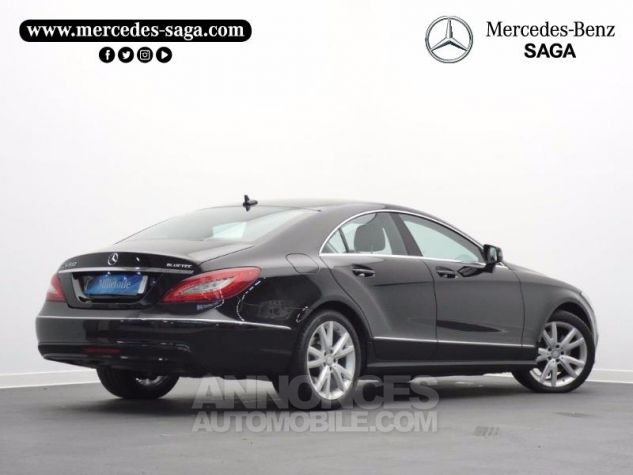 Mercedes CLS 350 BlueTEC Executive 9G-Tronic Noir Occasion - 1
