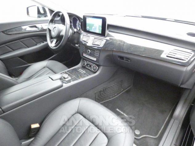 Mercedes CLS 350 BlueTEC Executive 9G-Tronic Noir Occasion - 3