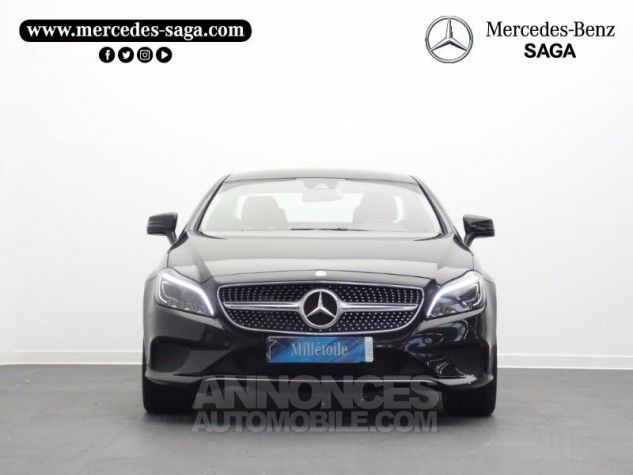 Mercedes CLS 350 BlueTEC Executive 9G-Tronic Noir Occasion - 4